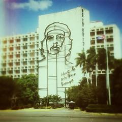 Ministry of Interior, Revolution Square, Havana
