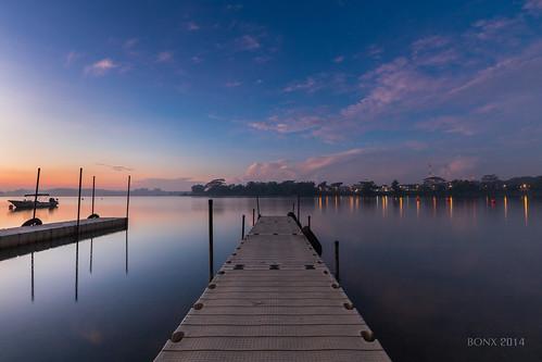 singapore reservoir