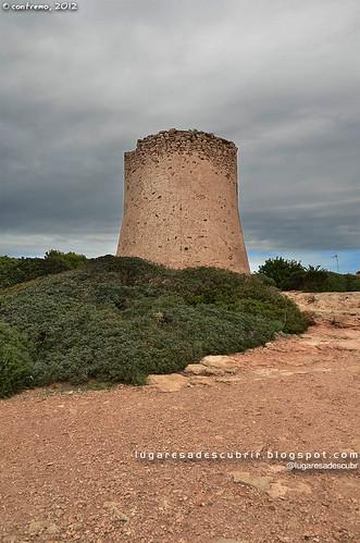 Torre de Vigía de Cala Pi (Llucmajor, Mallorca)