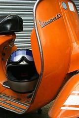 Vespa GT @ Retrospective Scooters