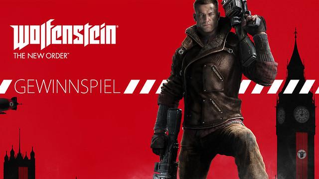 Wolfenstein The New Order Gewinnspiel
