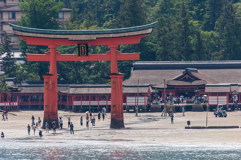 Santuario de Itsukushima-3