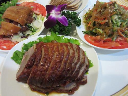 台南推薦餐廳-到台南商務會館參加公司尾牙聚餐 (11)_富貴四福拼