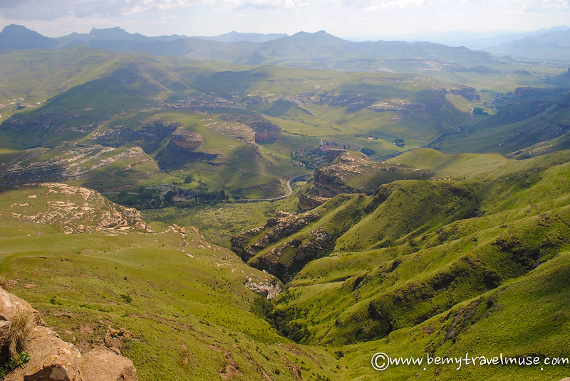 short treks in South africa