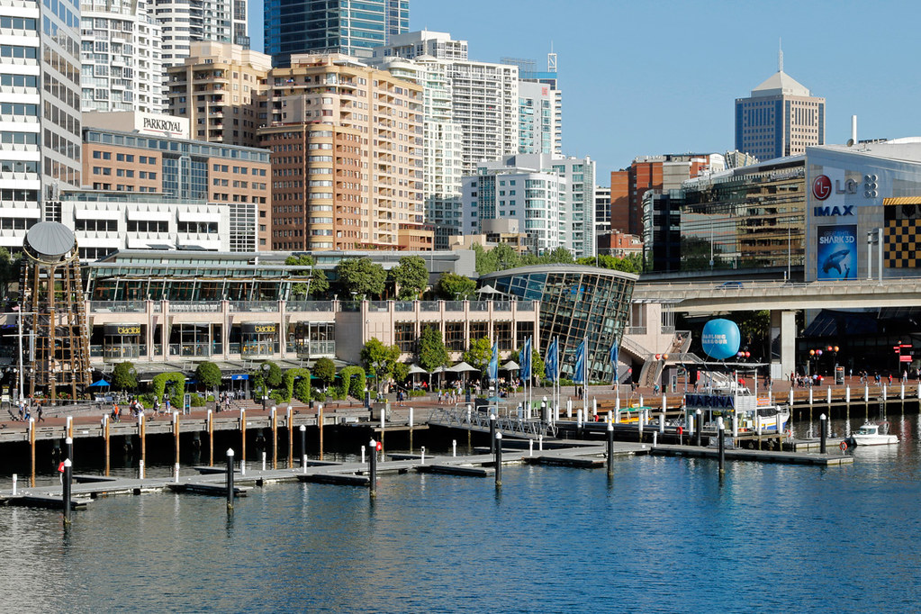 Cockle Bay Wharf, Darling Harbour