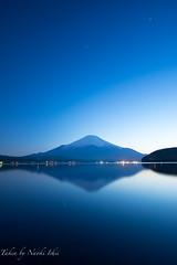 Mt.Fuji in the night
