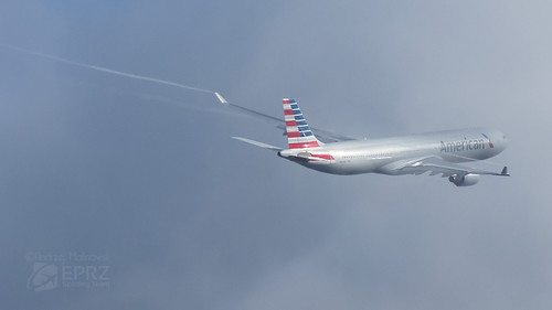 American Airlines, A332
