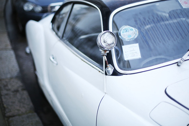 Vintage Car London