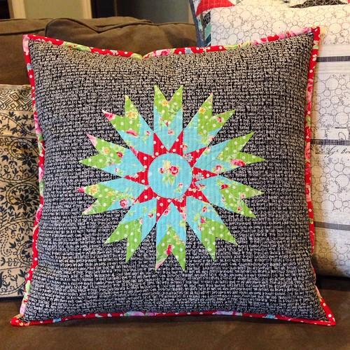 Diamond EPP pillow