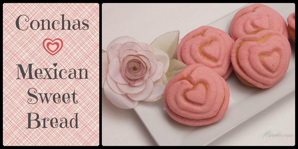 M5cake.com Conchas sweet bread1