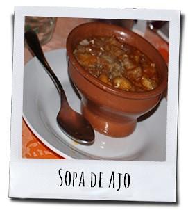 Sopa de Ajo, een heerlijke knoflooksoep uit Castilië en Leon