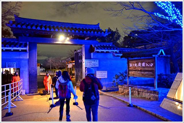 大阪城3D燈光秀2015002-DSC_3854