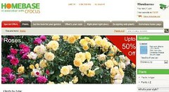 UK's Homebase will sell plants online from March 2015
