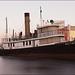 Tugboat- Baltimore Inner Harbor by Mike Keller Photo