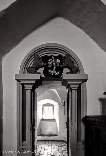 Ordensburg Liebstedt; Kapitellsaal