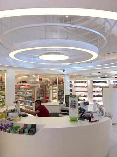 pharmacylightingdesigners bahrainlightingdesigners
