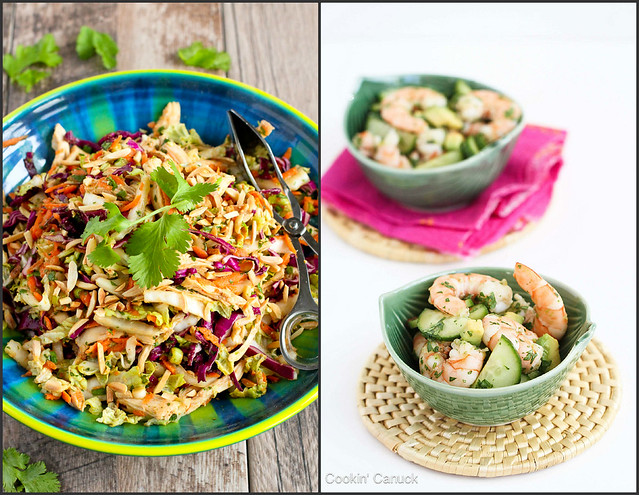 Healthy Thai Inspired Recipes