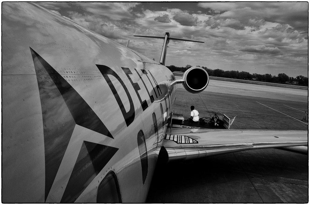 Delta CRJ, MSP, May 03, 2016