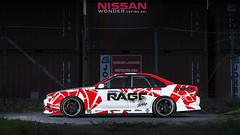Nissan Cefiro A31.