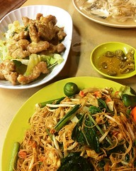 Chinese dinner at YSW seafood... #food...