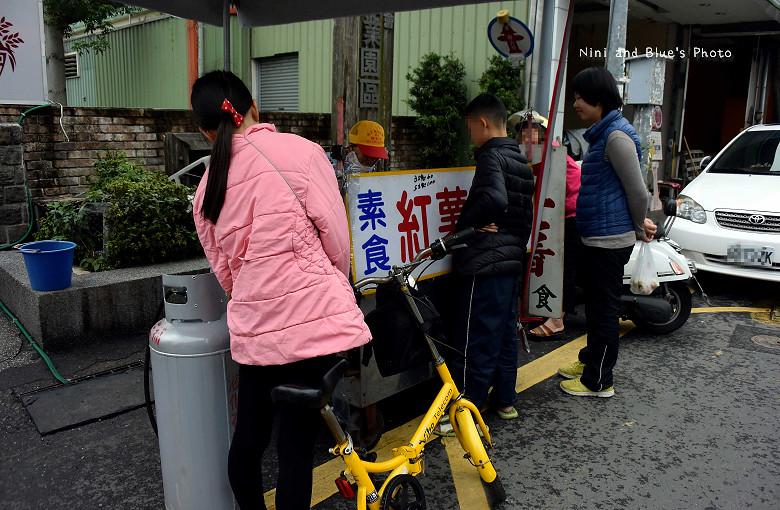 草屯小吃推薦紅薯山藥煎餅07