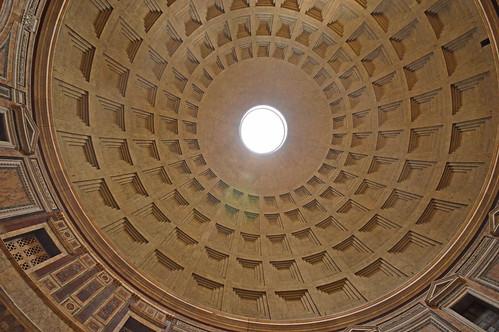 Pantheon Roof 01