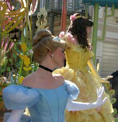 Cinderella & Belle Profiles in Soundsational