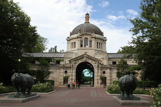 Image of New York City Zoo. new york bronx