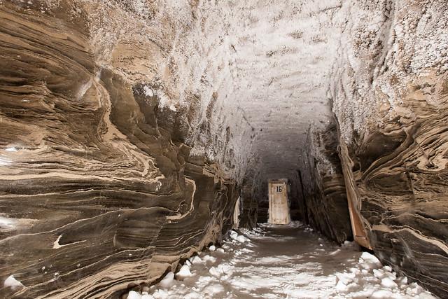 Tuktoyaktuk ice cellar