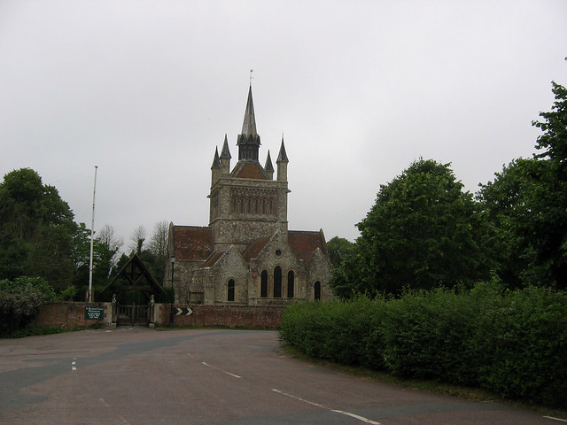 Church in Whippingham