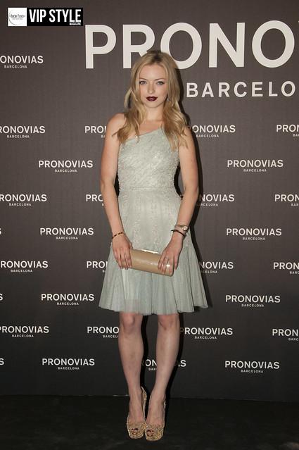 Pronovias - VIPs - Francesca Eastwood
