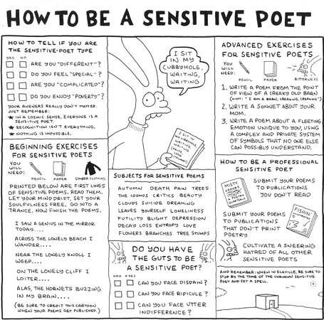 sensitive poet