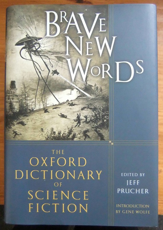 Oxford Dictionary of Science Fiction (5t)
