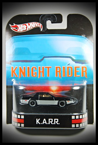Hot Wheels Retro K.A.R.R.