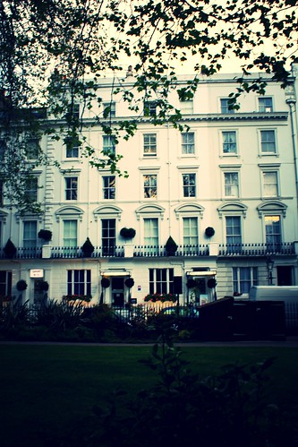 Norfolk Square, London