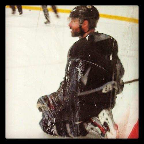 #bruins practice #Boychuk #55 #letsgobs