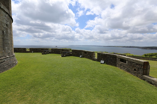 Pendennis Castle - Cornwall 2013