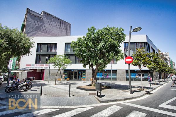 The Urban Suites, Barcelona