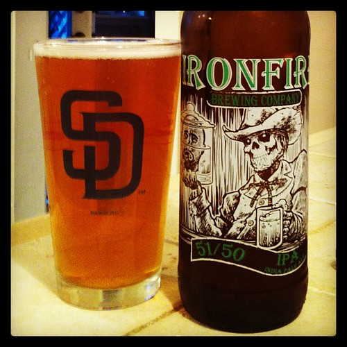 Nice work Greg. #ironfire #ipa