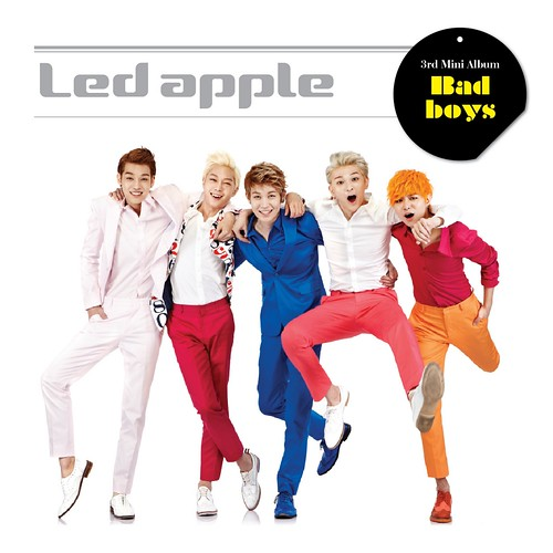 Led Apple   Bad Boys (2013) (MP3) [Mini Album]