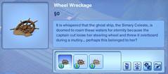Wheel Wreckage
