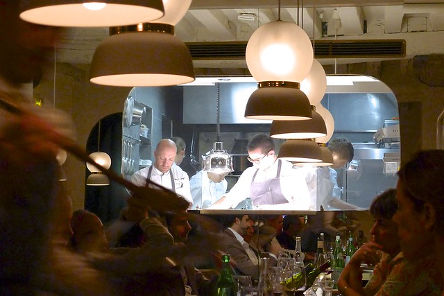 Restaurant Le Sergent Recruteur - Paris