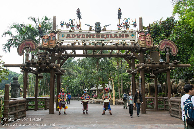HKDL April 2013 - Wandering through Adventureland