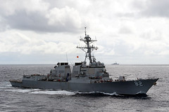 USS Lassen (DDG 82) file photo. (U.S. Navy/MC3 Declan Barnes)