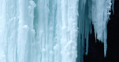 glacial landform, ice, formation, azure, icicle, freezing,