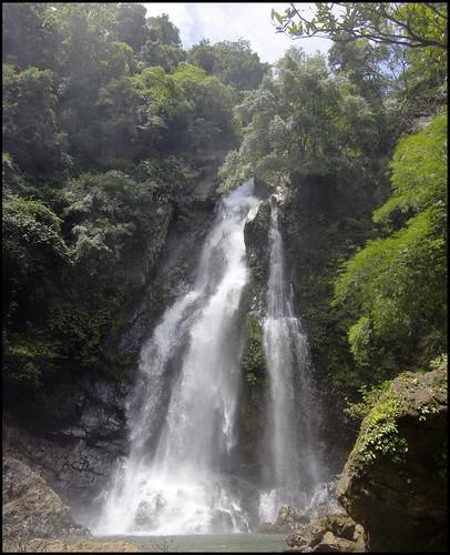 Tamnang Waterfall at Sri Phang Nga National Park