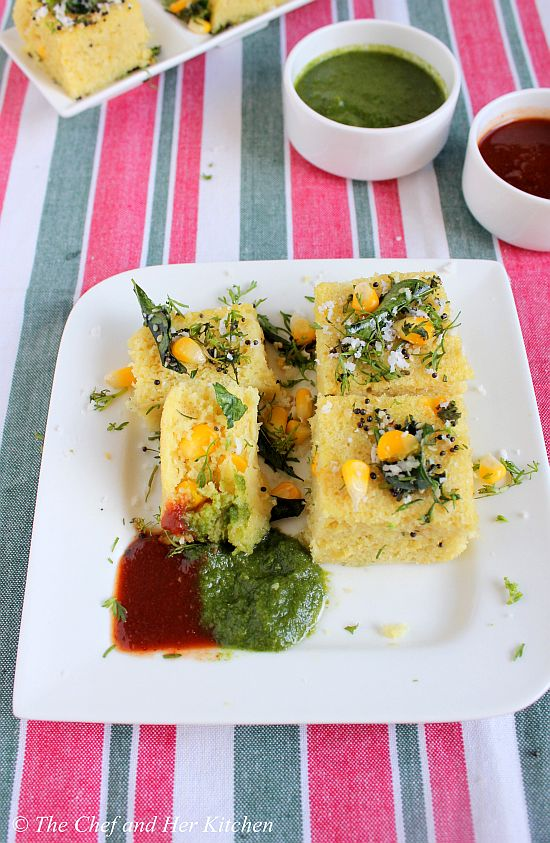 mexican dhokla