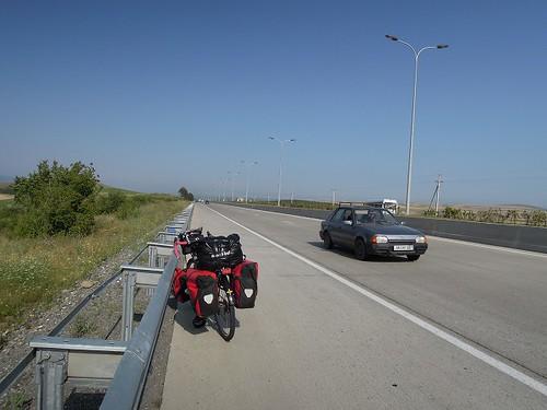 高速逆車線