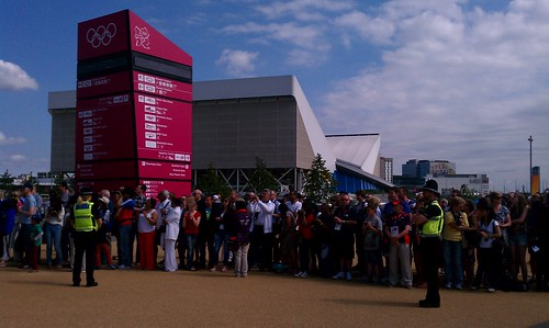 London Olympic Park (a Churchley photo set on Flickr)