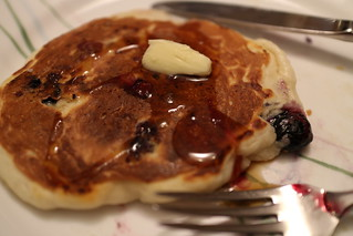 Blueberry Pancakes | by elsie.hui